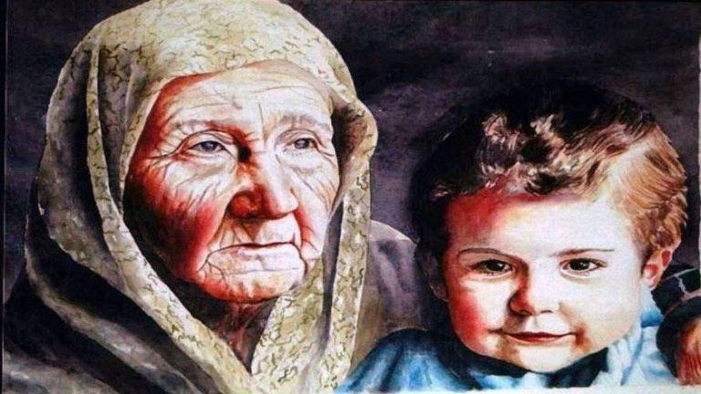Büyükanne masalı